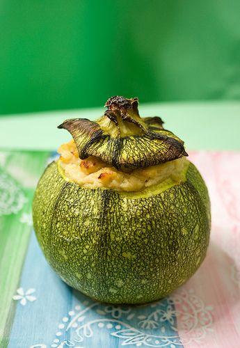 Zucchine ripiene cos come mi sento oggi cosa ti preparo per cena - Cosa cucino oggi a cena ...