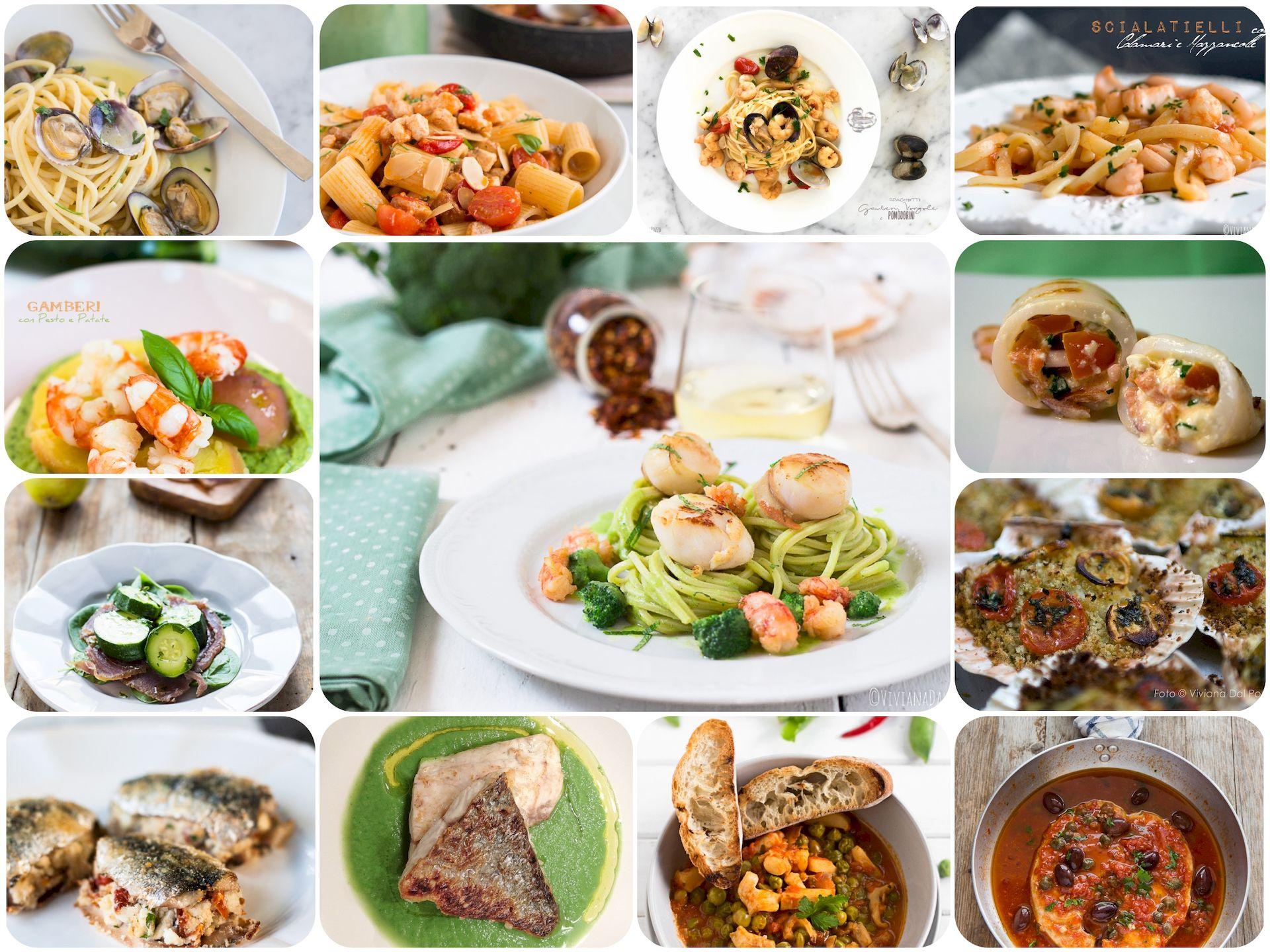 Cena di pesce idee e ricette per preparare un men effetto wow - Menu per ospiti a pranzo ...