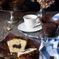 Muffin allo Yogurt soffici e con cuore al cremino