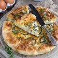 Torta salata con Asparagi e Formaggio