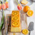 Pan d'Arancio la ricetta originale